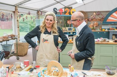 Great British Bake Off: Stand To Cancer 2017: - Harry and Roisin