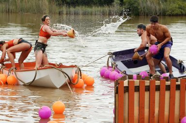 Survival Of The Fittest: TX17 on ITV2