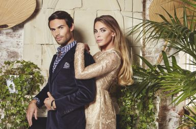 MADE IN CHELSEA - Mark Francis and Victoria