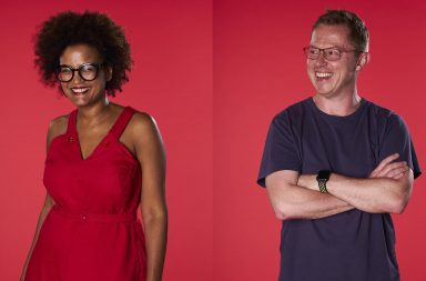 Ginny looks so young! - - First Dates, Channel 4, series 10, episode 8