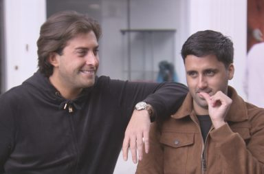 Screen Shot: ARG in his tracksuit - TOWIE, series 22, episode 7