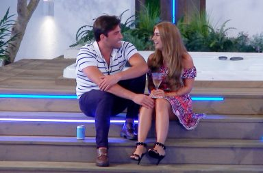 Love Island: Danny Dyer's daughter Dani Dyer - ITV2, series 4