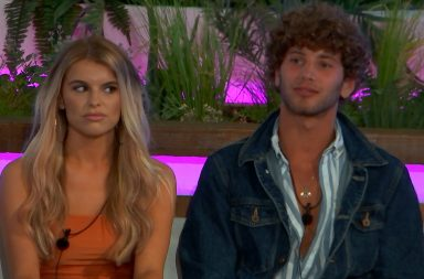 Love Island - Hayley and Eyal