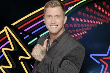 Celebrity Big Brother Summer 2018 - Dan Osborne.