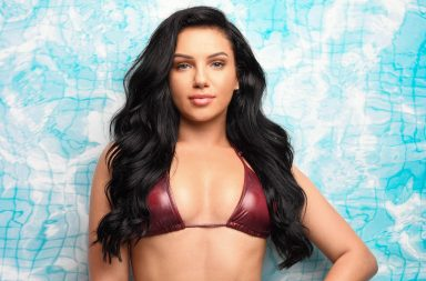 From ITV Studios Love Island: SR4 on ITV2 Pictured: Alexandra Cane, AKA new girl Alex
