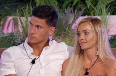 Love Island: SR4: Ep29 on ITV2 - Jack Fowler and Laura Anderson