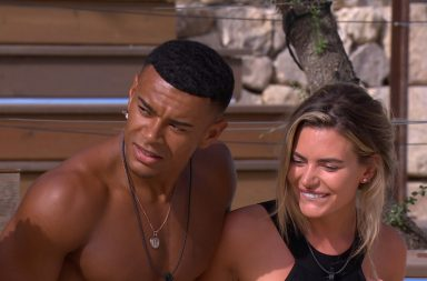From ITV Studios Love Island: SR4: Ep42 on ITV2 Wes Nelson, nuclear engineer.