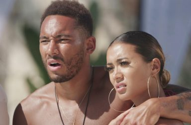 From ITV Studios Love Island: SR4: Ep43 on ITV2 Pictured: Josh Denzel profession and job.