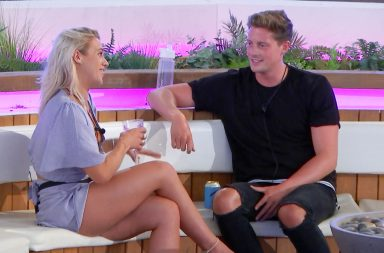 From ITV Studios Love Island: SR4: Ep45 on ITV2 - swearing on love island