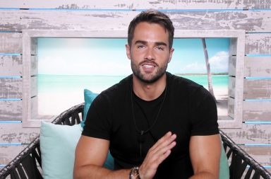 From ITV Studios Love Island: SR4: Ep45 on ITV2 Pictured: Love Island Paul Knops in Beach Hut.
