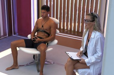 From ITV Studios Love Island: SR4: Ep50 on ITV2 Love Island lie detector scripted? Fake?