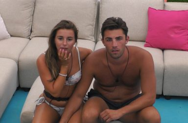 From ITV Studios Love Island: SR4: Ep56 on ITV2 Pictured: Jack and Dani - Love Island winners?