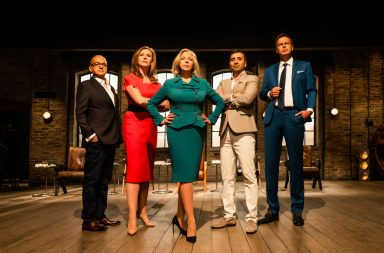 how to apply for dragons' den