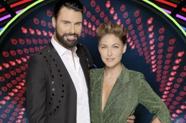 Celebrity Big Brother 2018 - Presenters Rylan and Emma