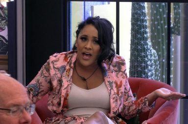 Celebrity Big Brother Summer 2018 - Natalie Nunn
