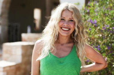 OUR SHIRLEY VALENTINE SUMMER: Melinda Messenger