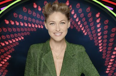 Celebrity Big Brother 2018 - Presenter Emma Willis
