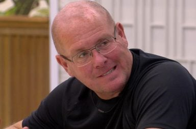Celebrity Big Brother Summer 2018 - Nick Leeson