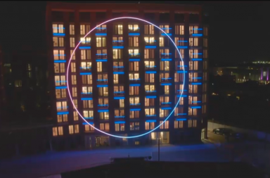 Screen Shot: The Circle, Channel 4