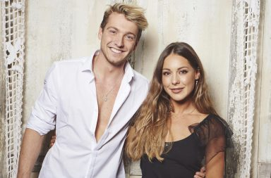 Made in Chelsea season 16 - Sam and Louise