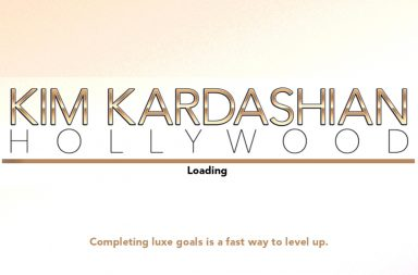 Screenshot: Kim Kardashian: Hollywood game