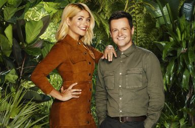 From ITV Studios I'm A Celebrity... Get Me Out Of Here!: SR18 on ITV Pictured: Declan Donnelly and Holly Willoughby.