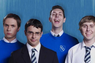 Inbetweeners 10th Anniversary - Channel 4 press release