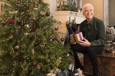 From RDF Productions HOW TO SPEND IT WELL AT CHRISTMAS -WITH PHILLIP SCHOFIELD Ep1 Toys Tuesday 27th November 2018 on ITV Pictured : Phillip Schofield