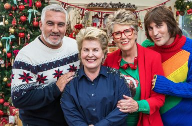The Geat Christmas British Bake Off
