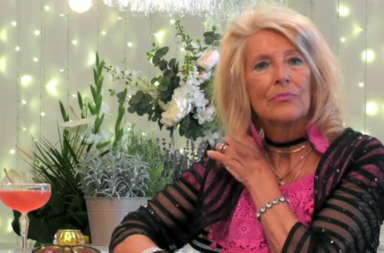 Screen Shot: First Dates Ruth, Channel 4
