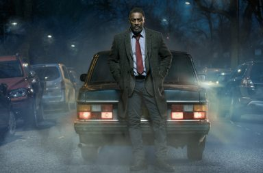 DCI John Luther (IDRIS ELBA) - (C) BBC - Photographer: Des Willie