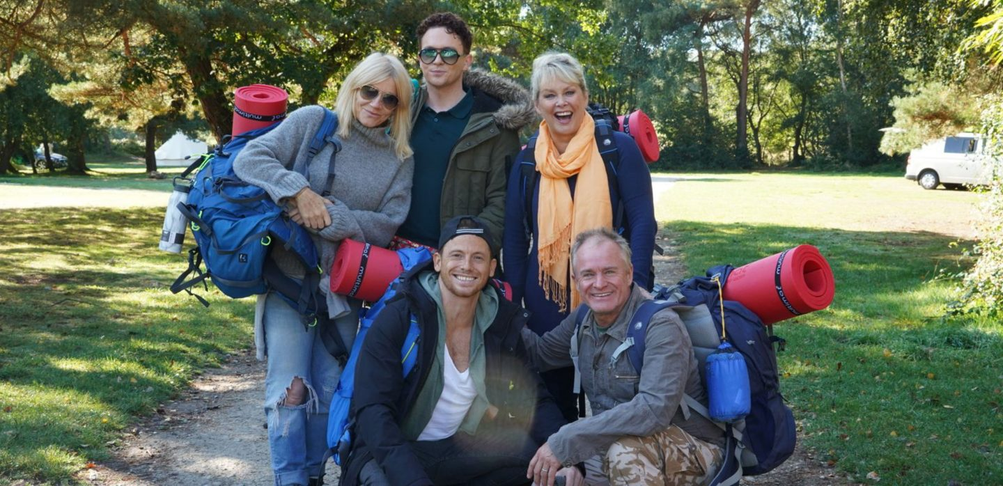 Celebrity 5 Go Camping 2019 Cast Get To Know The Celebs