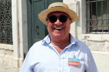 COACH TRIP SERIES 5 - Brendan Sheerin