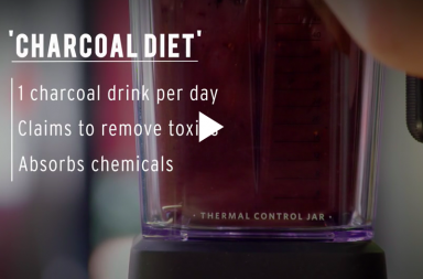 Screen Shot: How to Lose Weight Well Charcoal diet
