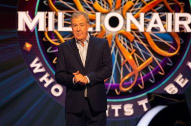 From Stellify Media Who Wants To Be A Millionaire on ITV Episode 3 Pictured: Jeremy Clarkson.