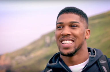 Bear's Mission with Anthony Joshua