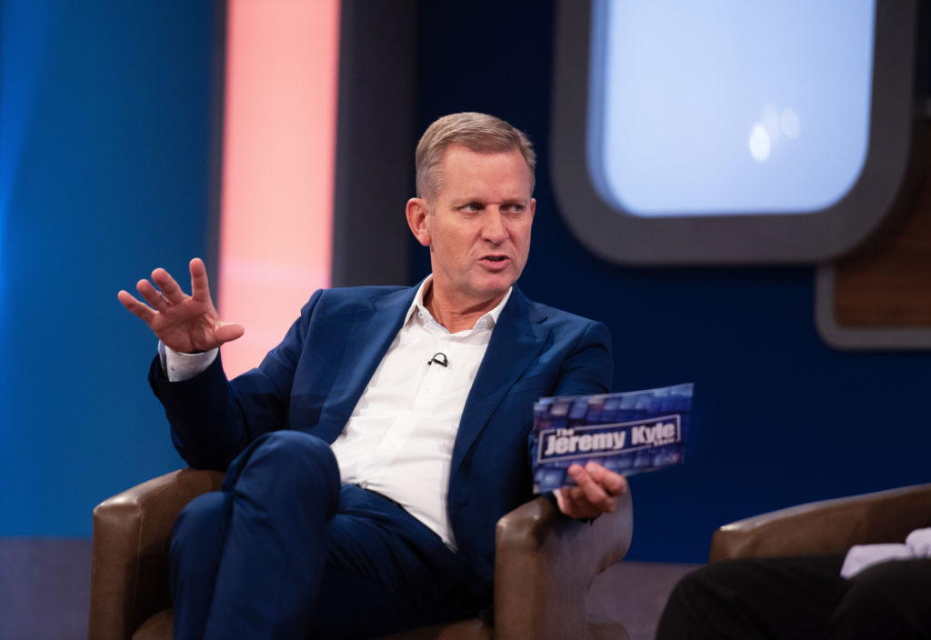 Why isn't Jeremy Kyle on today? Has the show been cancelled?