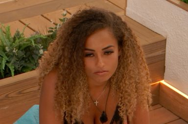 From ITV Studios Love Island: SR5: Ep20 on ITV2 Pictured: Amber.
