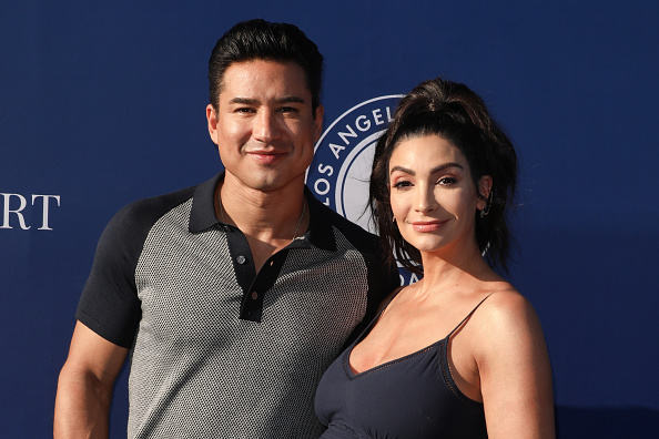 Supersize My Pool Who Is Host Mario Lopez He Just Had His Third Son