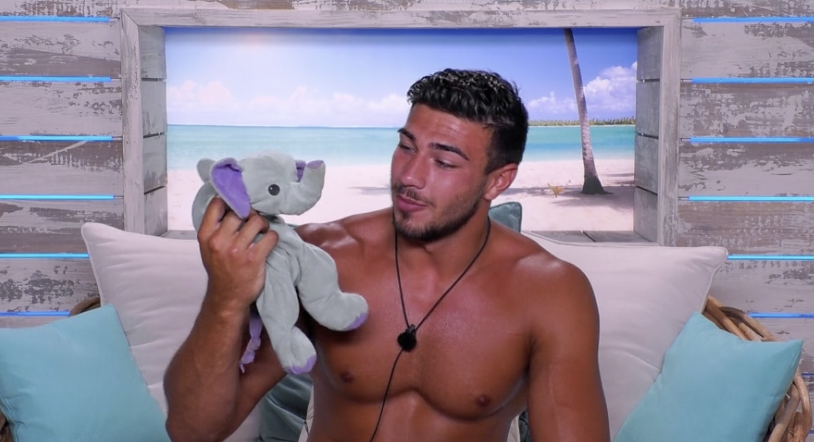 Five reasons Ellie Bellie bear wins Love Island: Molly and Tommy's teddy!