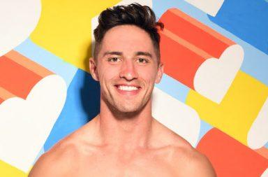 From ITV Studios Love Island: SR5 on ITV2 Pictured: Greg O'Shea.