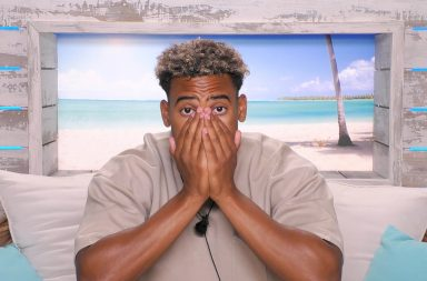 From ITV Studios Love Island: SR5: Ep33 on ITV2 Pictured: Jordan talks about the challenge.