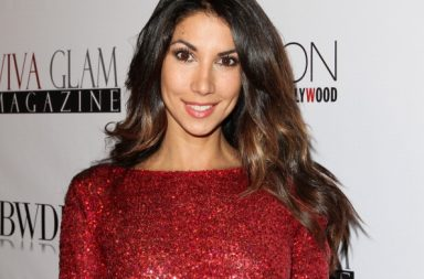 HOLLYWOOD, CA - JULY 31: Actress / Model Leilani Dowding attends the Viva Glam magazine September issue launch party at the W Hollywood on July 31, 2012 in Hollywood, California. (Photo by Paul Archuleta/FilmMagic)