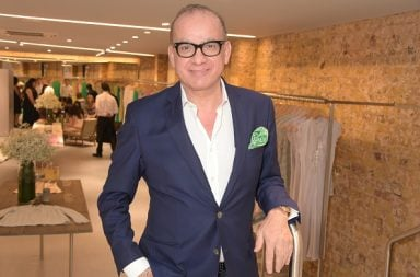 LONDON, ENGLAND - APRIL 15: Owner Touker Suleyman attends the reinvention of Ghost on Kings Road on April 15, 2015 in London, England. (Photo by David M. Benett/Getty Images for Ghost)