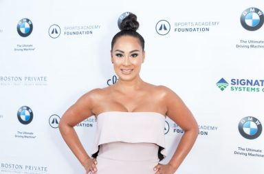 MANHATTAN BEACH, CALIFORNIA - JULY 13: Cecilia Gutierrez attends the Sports Academy Foundation 50 For 50 at Manhattan Country Club on July 13, 2017 in Manhattan Beach, California. (Photo by Greg Doherty/Getty Images)