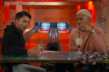 Screenshot 2019: Celebs Go Dating 2019 Nathan Henry and Lance