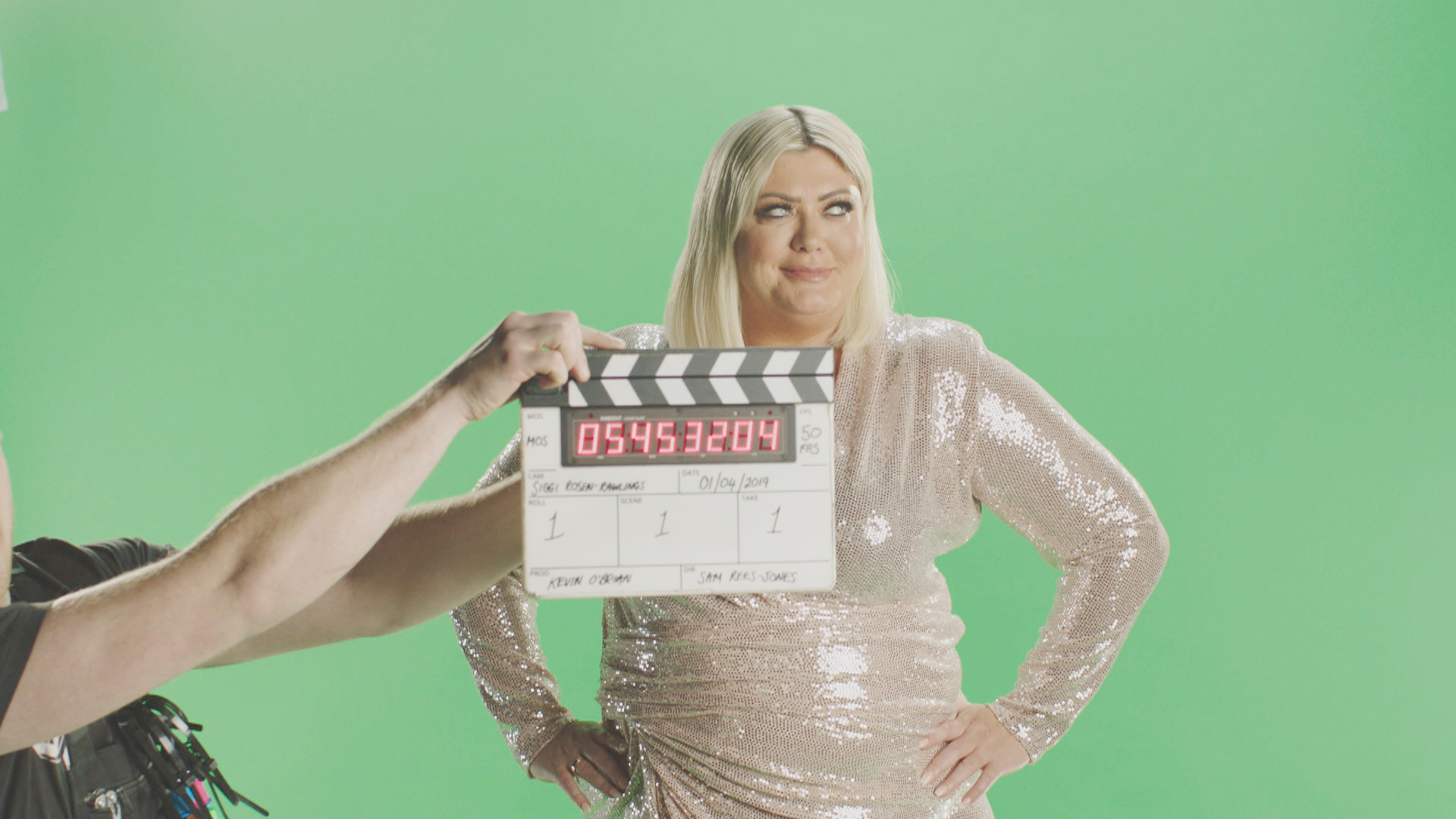 Who narrates Gemma Collins: Diva Forever? Voiceover is former game show host!