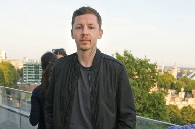 LONDON, ENGLAND - JULY 16: Professor Green attends the launch of 'The Residence', the new rooftop bar at The Four Seasons Hotel London At Ten Trinity Square, on July 16, 2019 in London, England. (Photo by David M. Benett/Dave Benett/Getty Images)