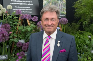 LONDON, ENGLAND - MAY 21: Alan Titchmarsh attends the Chelsea Flower Show 2018 on May 21, 2018 in London, England. (Photo by Jeff Spicer/Getty Images)