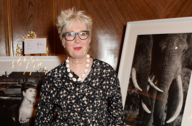Celebrity Portrait Artist of the Year contestants 2019 LONDON, ENGLAND - NOVEMBER 03: Jenny Eclair attends a fundraising event for The Eve Appeal at Claridge's Hotel on November 3, 2014 in London, England. (Photo by David M. Benett/Getty Images)